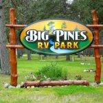 Big Pines RV Resort - Park Rapids, MN - RV Parks