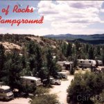 Point of Rocks RV Campground - Prescott, AZ - RV Parks