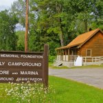 White Memorial Foundation a Family Campground - Litchfield, CT - County / City Parks