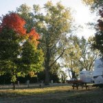 Cottonwood Grove Campground - Hesston, KS - RV Parks