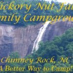 Hickory Nut Falls Family Campground - Chimney Rock, NC - RV Parks