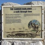Carrizo Badlands Overlook - Julian, CA - Free Camping
