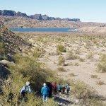Standard Wash - Lake Havasu City, AZ - Free Camping