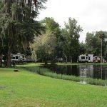 Astor Landing RV Resort & Marina - Astor, FL - RV Parks