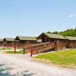 Fort Whaley Campground - Cabin Rental