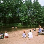 Wadleigh Falls Campground - Lee, NH - RV Parks