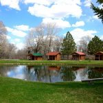 Spring Creek Campground and Trout Ranch - Big Timber, MT - RV Parks