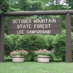 October Mountain State Forest Campground - Lee, MA - RV Parks