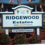 Ridgewood Estates - Ellenton, FL - RV Parks