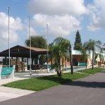 Rainbow Village RV Resort  - Largo, FL - RV Parks