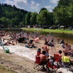 Steele Creek Park and Family Campground - Morganton, NC - RV Parks