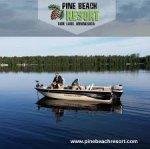 Pine Beach Resort & Campground - Side Lake, MN - RV Parks