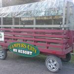 Camper's City RV Resort - Moncton, NB - RV Parks