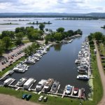 Great River Harbor Campgrounds - Alma, WI - RV Parks