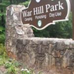 War Hill Park - Dawsonville, GA - County / City Parks