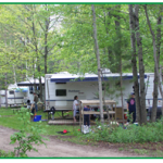 Greenwood Campground - Alger, MI - RV Parks