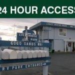Lighthouse Park RV Park and Mini Storage  - Anacortes, WA - RV Parks