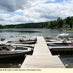 Lake Demmon Recreation Area - Bath, NY - RV Parks