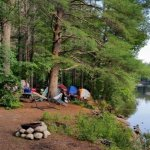 Medcalf Acres Riverfront Campground - Schroon Lake, NY - RV Parks