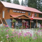Blue Lake RV Resort - Naples, ID - RV Parks