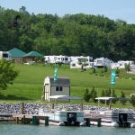 Lakeview RV Park - Bluff City, TN - RV Parks