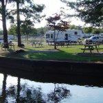 Lakeside Landing RV Park & Marina - Cropwell, AL - RV Parks