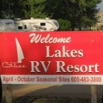 Lakes RV Resort - Wentworth, SD - RV Parks
