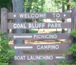 Coal Bluff Park Campground - Lena, MS - County / City Parks
