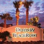 Destin RV Beach Resort - Miramar  Beach, fl - RV Parks