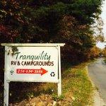 Tranquility RV & Campgrounds - Mentone, AL - RV Parks