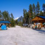 Blue River Campground - Blue River, BC - RV Parks