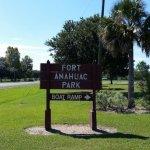 Fort Anahuac Park - Anahuac, TX - Free Camping