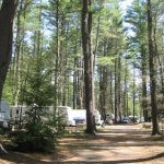 Tuxbury Pond RV Resort - South Hampton, NH - Encore Resorts