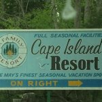 Cape Island Resort - Cape May, NJ - RV Parks