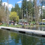 Rubys Resort On Silver Lake - Medical Lake, WA - RV Parks
