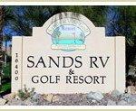 Sands RV & Golf Resort - Desert Hot Springs, CA - RV Parks