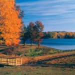 New Lake Campground - Oakland City, IN - County / City Parks