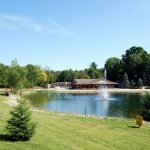 Outdoor Adventures Rifle River Resort - Sterling, MI - RV Parks