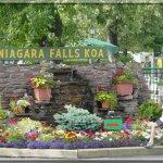 Niagara Falls KOA - Niagara Falls, On - KOA