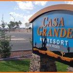 Casa Grande RV Resort - Casa Grande, AZ - RV Parks