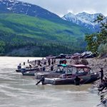 Copper River Campground - Chitina, AK - Free Camping