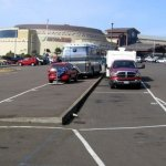 Chinook Winds Casino Resort - Lincoln City, OR - Free Camping