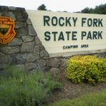 Rocky Fork State Park - Hillsboro, OH - Ohio State Parks