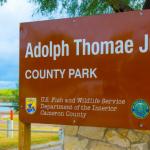 Adolph Thomae Jr Park - Rio Hondo, TX - County / City Parks