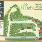 Lone Fir Resort - Cougar, WA - RV Parks
