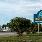 Hartt Island RV Resort - Fredericton, NB - RV Parks