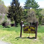Cape Ann Camp Site - Gloucester, MA - RV Parks