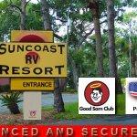 Suncoast RV Resort - Port Richey, FL - RV Parks
