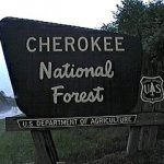 Cherokee National Forest Campgrounds - Tellico Plains, TN - National Parks