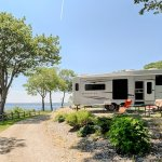 Moorings Oceanfront RV Resort - Belfast, ME - RV Parks